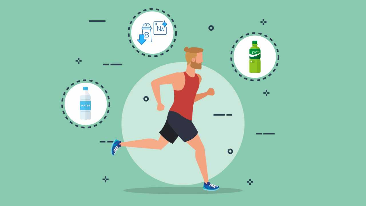 Hyponatremia in Runners