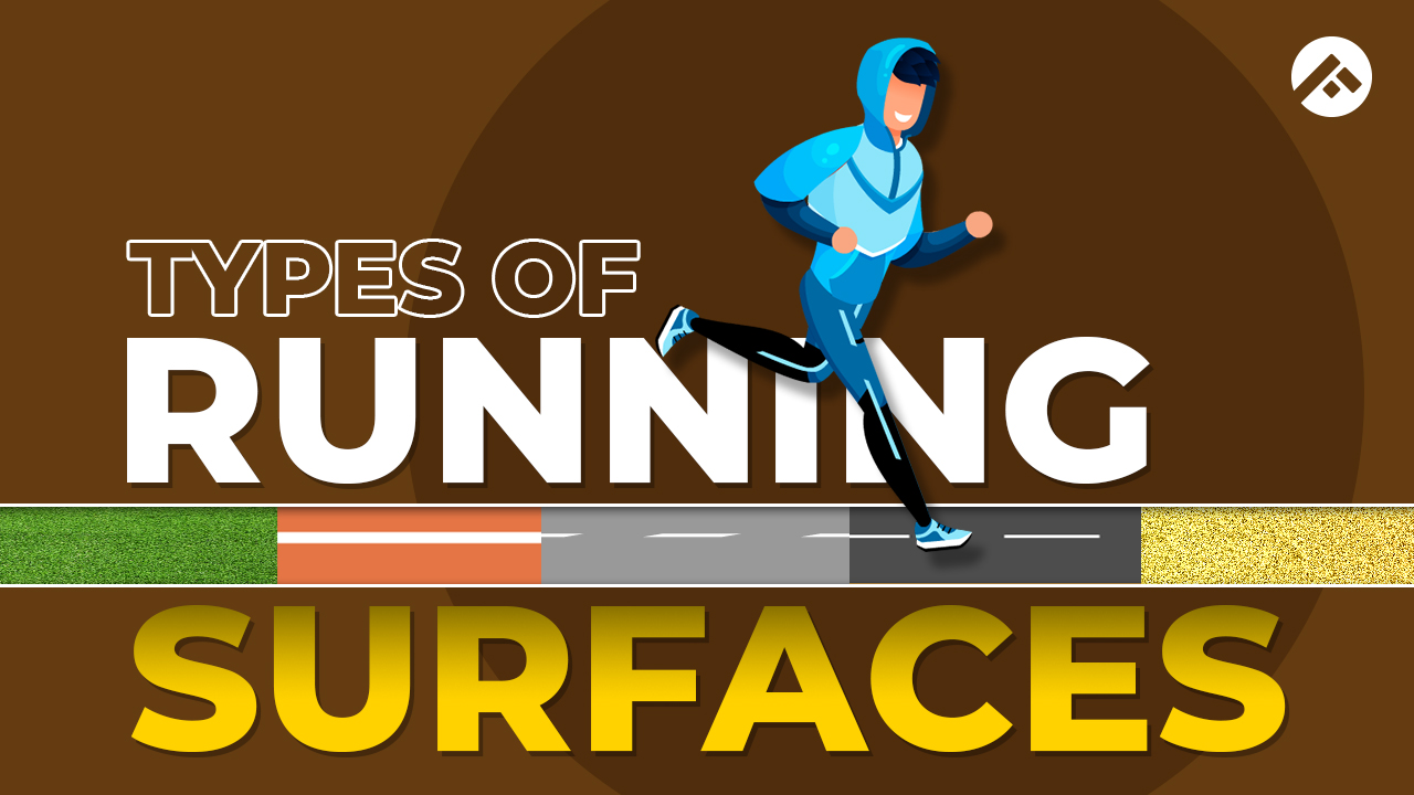 Running surfaces