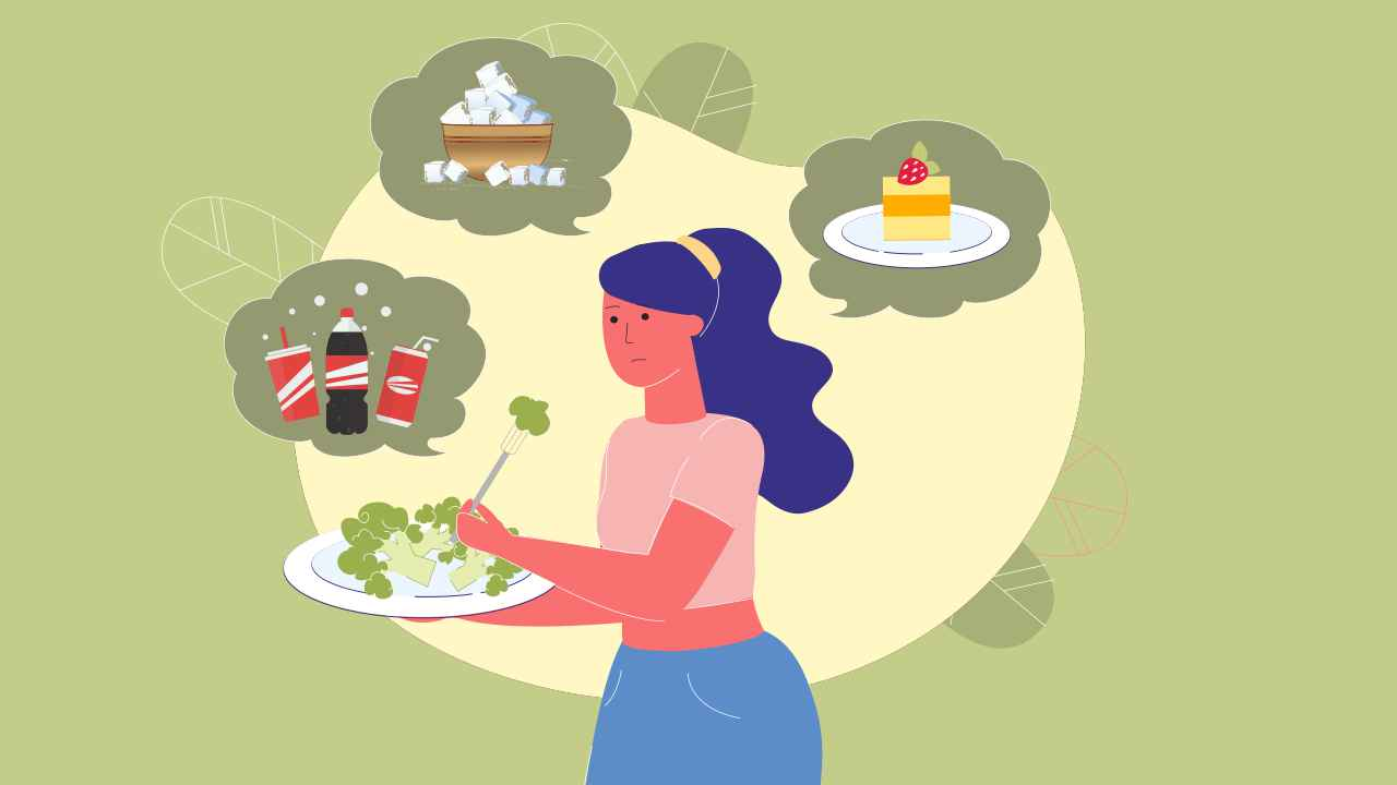 Quit Sugar to Lose Weight