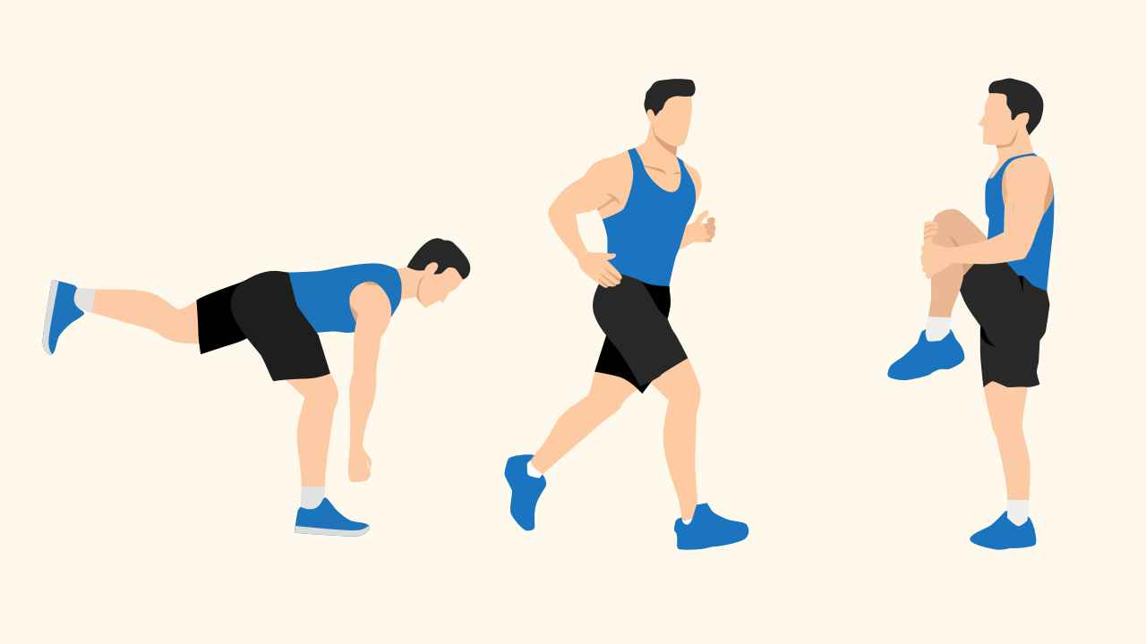 Balance Training for Runners