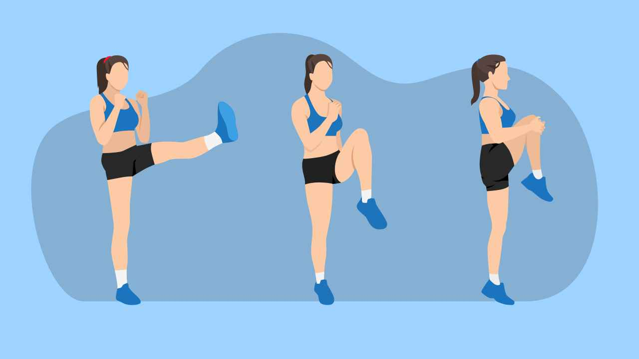 balance exercises for runners