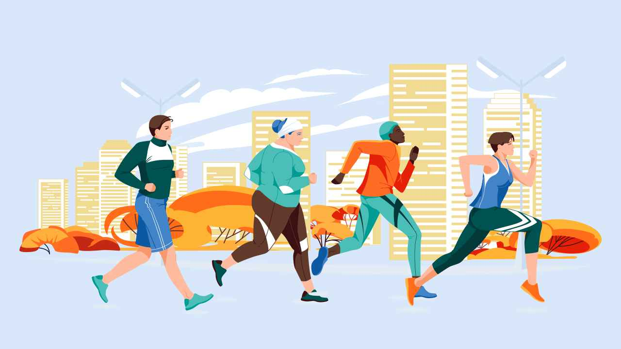 how to get back to running after a break