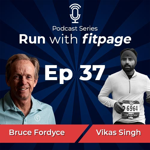 Ep 37: Bruce Fordyce, 9-Time Winner of Comrades Marathon on Comrades Marathon, Sustaining Performance at the Very Top and His Training Principles